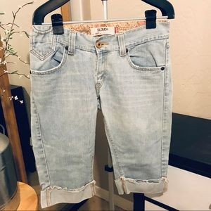 Levi's 504 slouch size 11